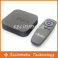 Wholesale MINIX NEO X7 Mini Smart TV Box Quad Core RK3188 Cortex A9 IPTV Set Top Box Android