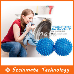 Wholesale New Washer Washing Magic Dryer Balls Fabric Softener Reusable Balls set