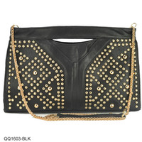 Cheap Studded Shoulder Bag 109