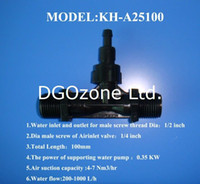 Wholesale PVDF quot ozone proof venturi tube injector and mixer KH A25100