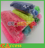 Link, Chain   90 colors Rainbow Loom Kit DIY Wrist Rubber Bands Rainbow Loom Bracelet for kids Rainbow Loom (600 pcs bands + 24 pcs S-clips ) Bracelet