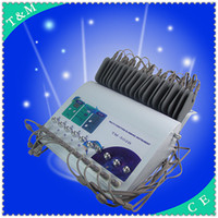 CE heating electric muscle stimulator 110V/220V 50Hz/60Hz TM-502B infrared heating electric muscle stimulator