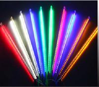 80cm 78 LED christmas meteor rain tube light, led running lig...