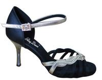 Wholesale 2014 new tatadance Women s Ballroom Tango Latin Salsa Dance Shoes Soft Heeled Shoes