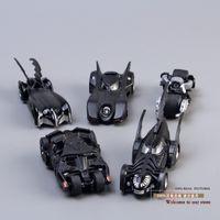 dc - DC Tomica Limited TC Batman Metal Batmobile Collectible Model Toys cm quot set New in Box HRFG174