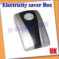 Wholesale New KW Power Electricity Energy Saver Box Save UK