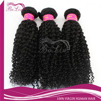 Cheap Malaysian Hair Mongolian virgin hair Best  kinky Curly Natural Color Virgin Human Hair