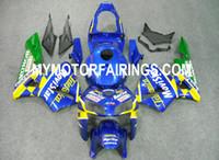 Wholesale Fit Honda CBR600RR F5 Year Motorcycle Fairings bike Fairing Kit ABS Fairing Motorcycles Fairings Blue Movistar Telefonica