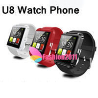 Cheap black white red watch phone Best   WristWatch