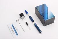 Black dry herb - AGO G5 Dry Herb Vaporizer Electronic Cigarettes Starter Kit Vape Pen E cigarette Dry Herb Vaporizer LCD Display Ecigs Ago G5 Atomizer