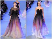 Wholesale Mix Black Sexy Strapless Sleeveless Ball Grown Long Length Prom Dress Evening Dress
