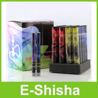 Wholesale E Shisha Pen Disposable Portable Smoking Electronic Cigarette E cigarette Fruit Flavors Colorful