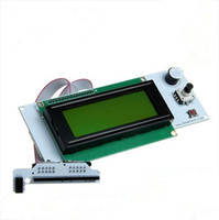 Wholesale 3D Printer Reprap Ramps V1 Smart LCD Display Controller with Adapter for D Printer
