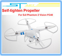 Wholesale 4pcs Self tighten Propeller Prop Guard FPV Drone DJI Phantom Vision FC40 Quadcopter With Camera
