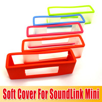 Wholesale Sample est colorful silicon cases Soft Case for SoundLink Mini Bluetooth speaker protective case waitingyou