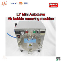 brand new white 300*300*300mm Free shipping!! 2014 NEW ! Autoclave air bubble removing machine bubble remove machine for iPhone Samsung HTC LCD refurbishment