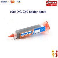 brand new bga kit - LY cc XG Z40 solder paste solder flux bga kit for bga repair sales promotion