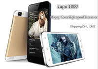 "Zopo 5.0 Android Original ZOPO ZP1000 MTK6592 Cortex A7 Octa core 1.7GHz Android 4.2 smart phone 5""FHD OTG 1GB 16GB Cell Phones DHL free"