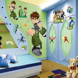 Wholesale Large Ben Wall Art Stickers Removable Kids Nursery Vinyl Decal Home Decor DIY