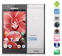 Cheap Muti-Languages,Lenovo K900 smartphone 5.5 inch IPS FHD 1920x1080 Android 4.2 Intel Atom Z2580 Dual Core 2G RAM 32GB 13MP Camera