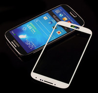 al por mayor pantalla táctil de cristal galaxy s2-Pantalla táctil exterior de la cubierta de la pantalla de cristal Lente de cristal digitalizador para Samsung Galaxy S2 i9100 S3 i9300 S4 S5 mini-i8910