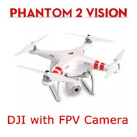 Wholesale 1405z DJI Phantom Vision GPS RC Quadcopter With G Radio FPV Camera Professional Aerial Photography helicopter TB