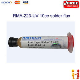 Wholesale BGA solder flux solder paste RMA UV cc Soldering paste for BGA rework