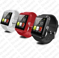 Cheap 2014 New Brand U8 Bluetooth Smart U Watch For Samsung Smartphone Sport Wristwatch For All phone BY DHL