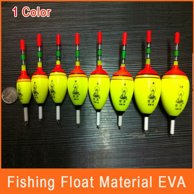 Fishing float eva software floats bright color smooth for Fishing floats types