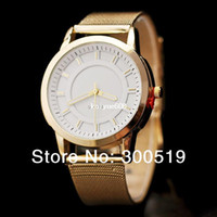 Wholesale JW194 Wholesales Classic Fashion Women Wristwatches Golded Dial Quartz Watches Lady Dress Watches Relogio