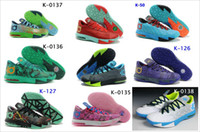 Low Cut Unisex PU Wholesale Basketball Shoes KD VI 6 Kevin Durant Athletics Sneakers On Cheap Price Sports Shoes Free Shippment Training Boots Men s Trainers