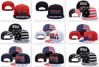 Wholesale SEVENTY SEVEN USA Forever Snapback Fashion USA Snapbacks Snap Backs Hats Womens Mens Trukfit Hip Hop Caps Snap Back Hats Cheap Swag Caps