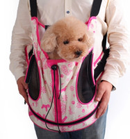 Wholesale pet front bags