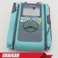 KYORITSU 2000 ac clamp meter - Brand New Kyoritsu Digital Multimeter AC DC Clamp Tester meter