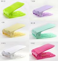 Shoes shoes rack shelf - NEW Plastic Shoe Rack Shelf Holder Tidy Organizer Storage Ventilate New Arrival