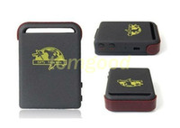 Wholesale TK102 gps Tracking device for personal Children car pet GPS Tracker Mini Global Real Time GSM GPRS