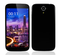 WCDMA Quad Core Android Wholesale - 5.0 Inch Kingzone S1 3G android cell phones Cheap GPS MTK6582 Quad-Core Smart Mobile Phone Air Gesture 13.0MP Camera WCDMA