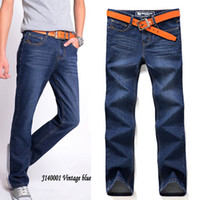 Wholesale 2014 New Spring Casual Fashion Famous brand Jeans Designer True Jeans men Hot sale Denim Mens Overall Skinny fit biker Jeans Free ship