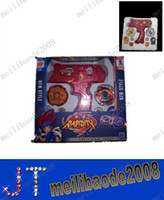 Wholesale Beyblade Top Set Metal Fusion Sol Blaze Double Launcher MYY9050