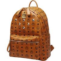 Backpack Style mcm backpack - 2014 Brand Spring Fashion Classic MCM Rain Stark BACKLEGEND Backpack Bag Shoulder Bags Elements EXO Backpack Bag Colors