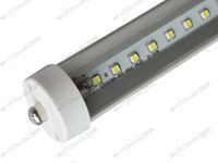 20W 2000LM FA8 один вывод светодиодные трубки свет лампы SMD LED трубки 2 835 SMD2835 96LED T8 FA8 1200mm 1,2 4 фута 4 фута AC85-265V MYY9053