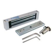 magnetic door lock - installation maintenance kg one door mounted magnetic locks
