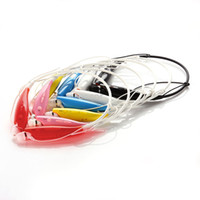 Universal Bluetooth Headset  2pcs Colorful HBS-730 Wireless Bluetooth Stereo Headset Earphone Music Sport Neckband TONE for Cellphones iPhone LG