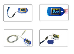 Wholesale Digital fingertip pulse Oximeter CMS50D with USB CE and FDA approval oximeter test