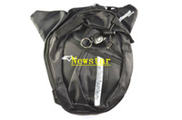 Wholesale Drop Leg Motorcycle Cycling Fanny Pack Waist Belt Bag Black Color SH White A