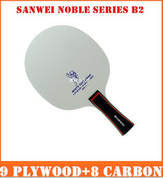 Wholesale SANWEI Noble Series B2 White Superman blade plywood carbon OFF top sale
