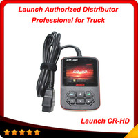 LAUNCH CR- HD Heavy Duty Truck Code Reader standard protocols...