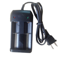 hg - Free DHL Brand New Nanfu AC Dual Battery Charger for V Rechargeable Battery LED Flashlight HG i