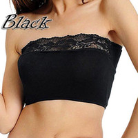 Wholesale Wholesael New Arrival Sexy Girl s Fashion Lace Wrapped Chest Vests Korean Style Women Bra Underwear T91 smileseller