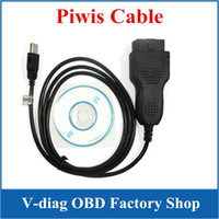 Wholesale PIWIS Cable for Porsche Newest Durametric PIWIS Cable Diagnostic Tool Hot Sale High Quality